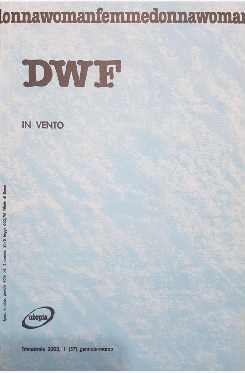 IN VENTO, DWF (57) 2003, 1