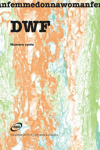 NUMERO CENTO, DWF (100) 2013, 4